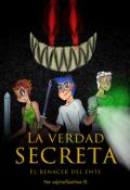 """Portada del libro """"La verdad secreta - El renacer del ente"""""""