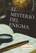 """Portada del libro """"El Misterio del Enigma"""""""