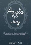 """Portada del libro """"Azula & Joy"""""""