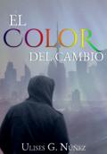 """Portada del libro """"El color del cambio"""""""