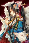 """Portada del libro """"Kitsune Love """""""