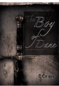 """Book cover """"The Boy of Dane"""""""