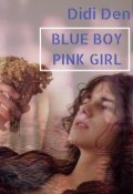 "Book cover ""Blue Boy Pink Girl"""