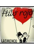 """Portada del libro """"Hilo Rojo"""""""