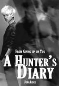 "Book cover ""A hunter's diary"""