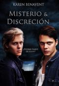 """Portada del libro """"Misterio & Discreción"""""""