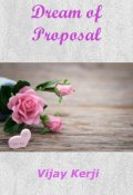 "Book cover ""Dream of Proposal"""