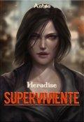 """Portada del libro """"Heradise: Superviviente"""""""