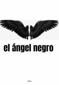 """Portada del libro """"el ángel negro """""""