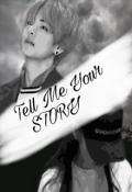 "Portada del libro ""Tell me your story"""