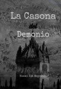 """Portada del libro """"La Casona del Demonio"""""""