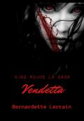 """Portada del libro """"Ojos Rojos Libro Il : Vendetta"""""""