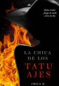 "Portada del libro ""La Chica de los Tatuajes"""