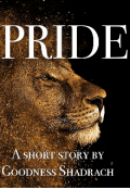 "Book cover ""Pride"""