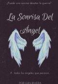 """Portada del libro """"La sonrisa del Ángel"""""""