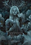 """Portada del libro """"Lacrimosa Carmesí"""""""
