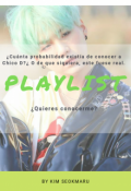 "Portada del libro ""Playlist [yoonmin-One Shoot] """