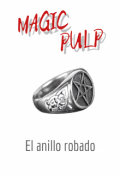 """Portada del libro """"El anillo robado"""""""