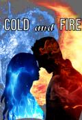 """Portada del libro """"Cold and Fire """""""