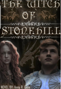 "Book cover ""The Witch of Stonehill"""