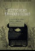 """Portada del libro """"Historias desvanecidas entre el moho de los recuerdos."""""""