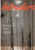 "Book cover ""Intruders"""