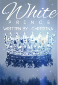 "Book cover ""White Prince"""