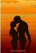 """Portada del libro """"Mi Salvacion"""""""