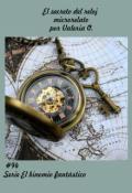 """Portada del libro """"El secreto del reloj"""""""