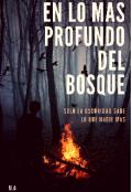 """Portada del libro """"En lo mas profundo del bosque """""""