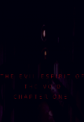 """Portada del libro """"The Evil Spirit of the Void: Chapter One"""""""