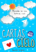 """Portada del libro """"Cartas al cielo"""""""