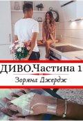 "Обкладинка книги ""Диво Частина 1"""
