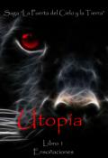 """Portada del libro """"Utopía"""""""