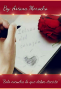 """Portada del libro """"Letras del Corazón """""""