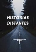 """Portada del libro """"Historias Distantes"""""""