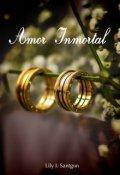 """Portada del libro """"Amor Inmortal"""""""