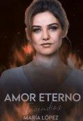 """Portada del libro """"Amor Eterno #3 - Incendios"""""""