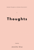 "Book cover ""Thoughts"""