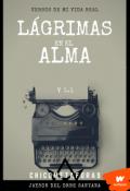 """Portada del libro """"Lágrimas en el Alma"""""""