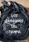 """Portada del libro """"Cuento 1 con Carlos: Los dragones del tiempo."""""""