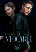 """Portada del libro """"Intocable """""""