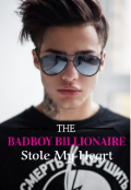 "Book cover ""The Badboy Billionaire Stole My Heart"""