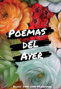"""Portada del libro """"Poemas Del Ayer """""""