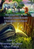 "Portada del libro ""Libro 1: Memorias del gitano Albert Cathal (8)"""