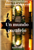 """Portada del libro """"Un mundo paralelo"""""""