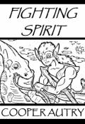 "Book cover ""Fighting Spirit"""