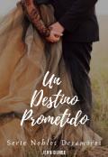 """Portada del libro """"Un Destino Prometido"""""""