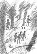 """Portada del libro """"El Bosque de los Néegar"""""""