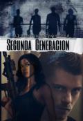 """Portada del libro """"Segunda Generación"""""""